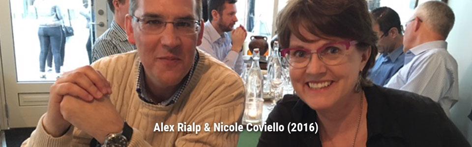 Alex Rialp & Nicole Coviello (2016)