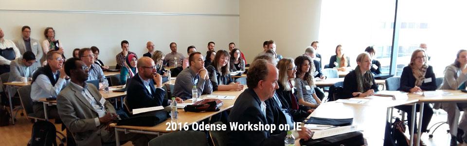 2016 Odense Workshop on IE