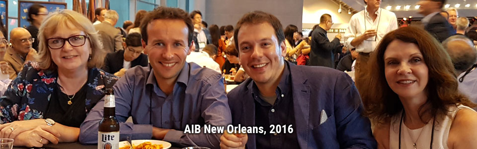 AIB New Orleans, 2016